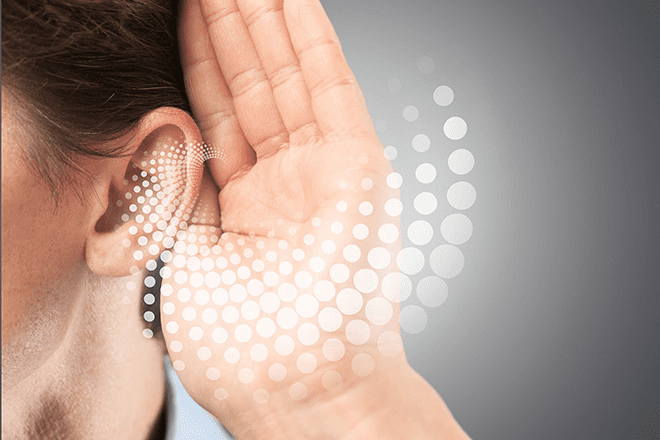 Hearing aids for hearing loss in Indiana.